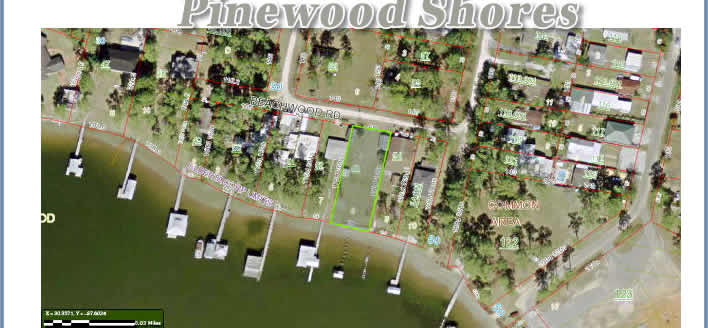 Wolf Bay Waterfront Lot for Sale - Elberta Foley Gulf Shores
