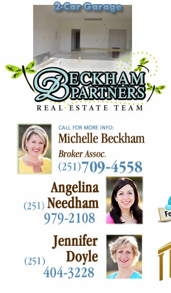 Beckham Partners Real Estate Team - Foley Alabama Realtors